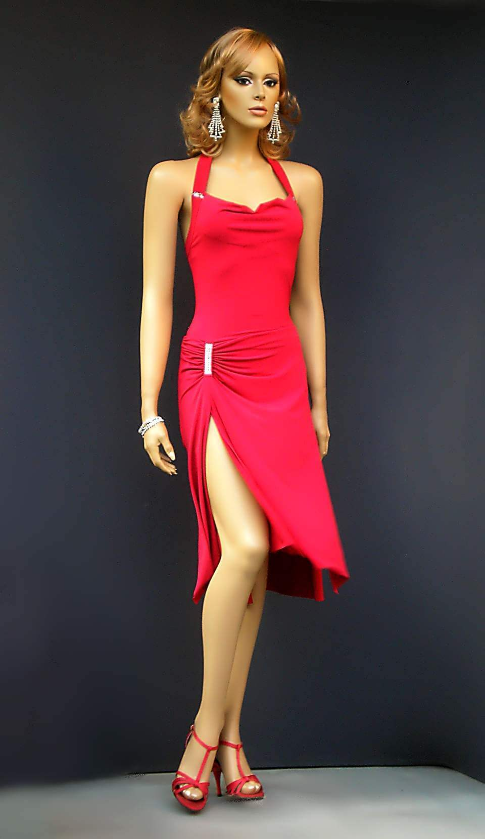 ta-047 tango red dress