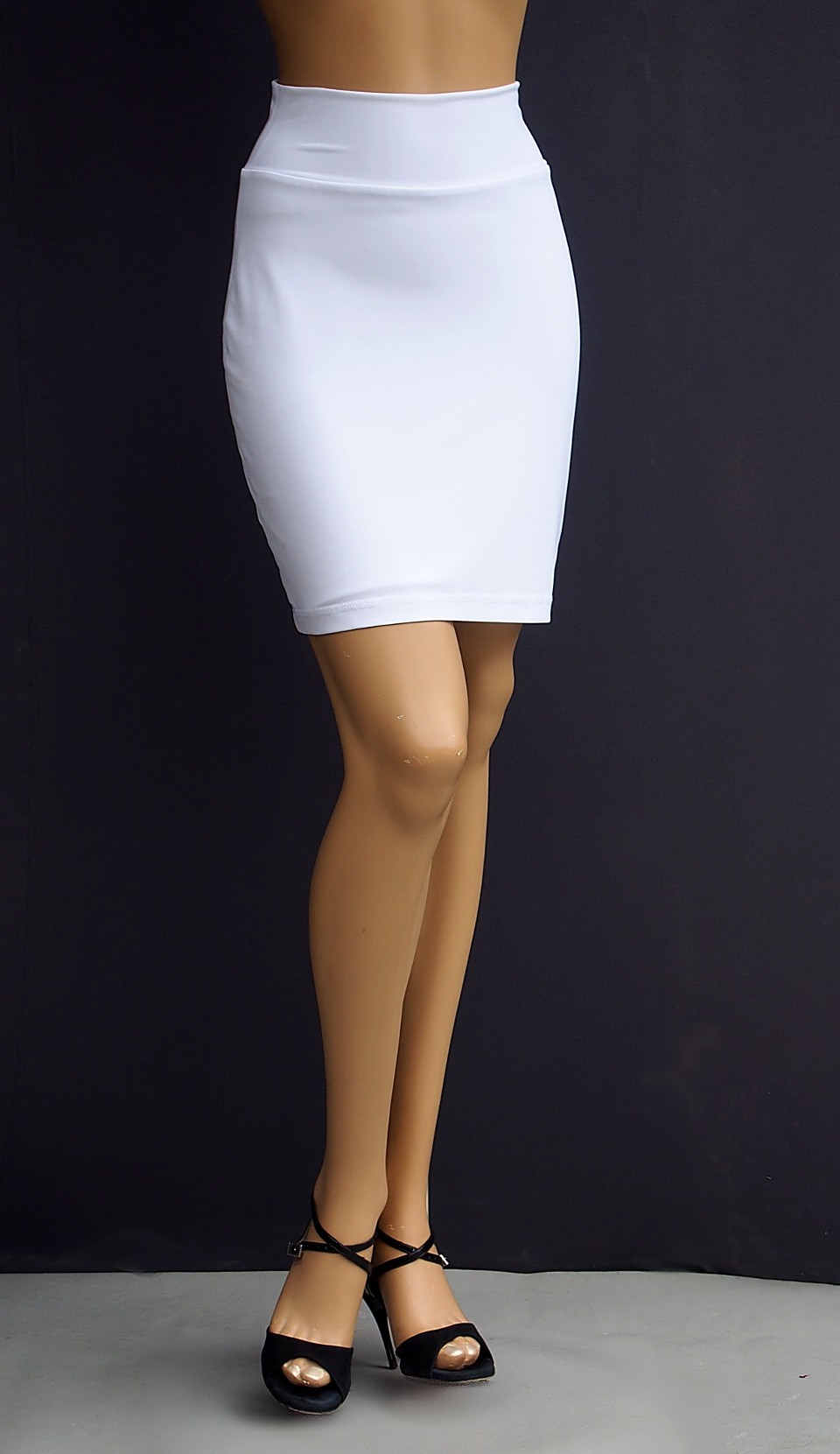 td 047 mini-pencil tango skirt