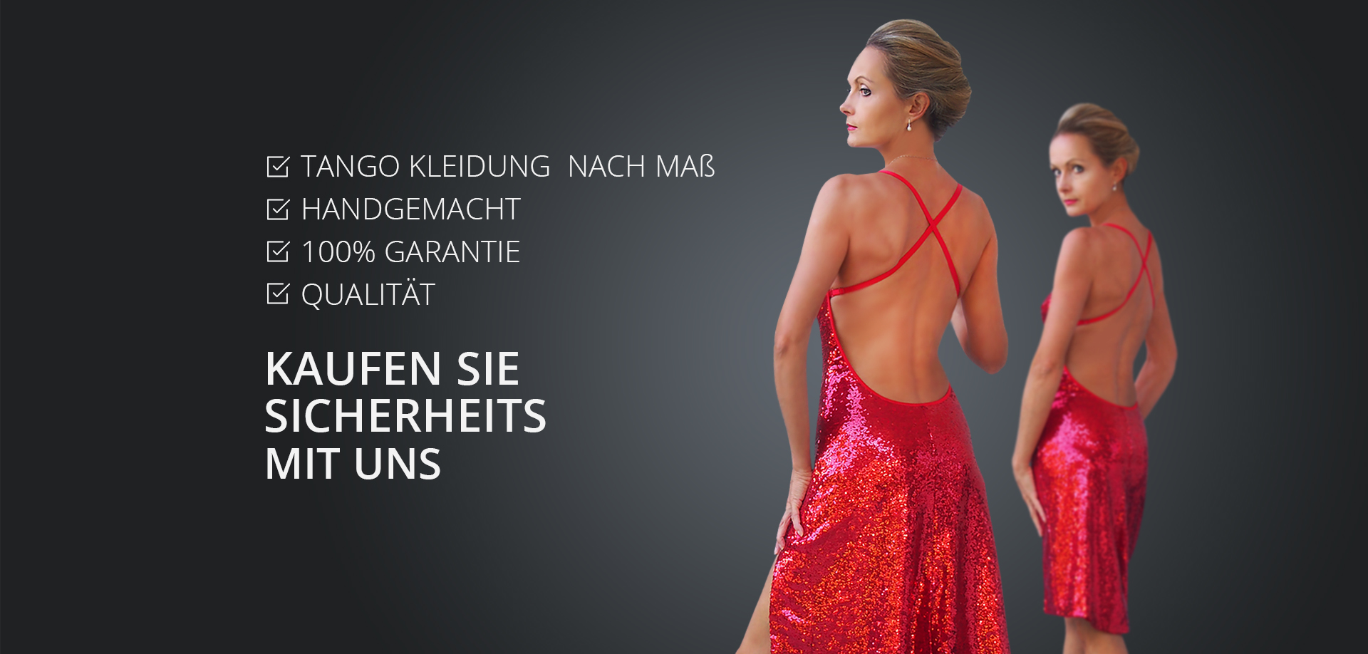 tango mode - maßgeschneiderte kleidung online